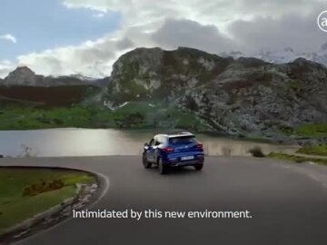 Nouveau Renault KADJAR - Entrez dans le monde du SUV - The making-of
