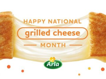 12 Days of Grilled Cheese