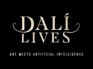 Dali Lives Logo