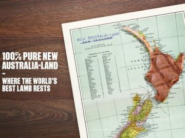 100% Pure New Australia-Land