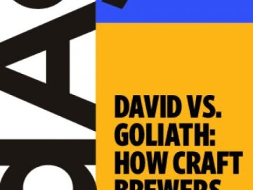 Ad Age Case Study: How Craft Brewers Fought Back Against Big Beer