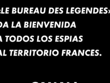 Le Bureau des Légendes - Espagnol