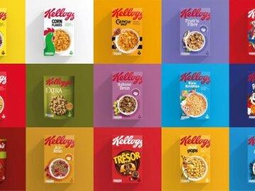 Kellogg's Packagings