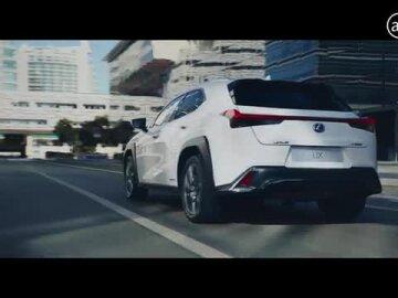 Experience Amazing... The Lexus UX