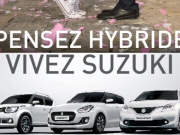 Campagne 100% hybride