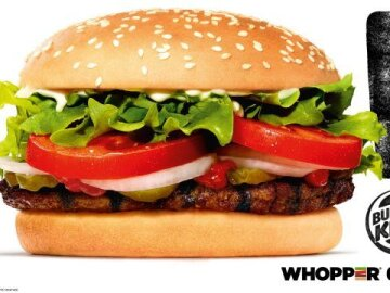 Whopper Go on, Say It 4