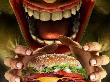 Hunger Monster 1