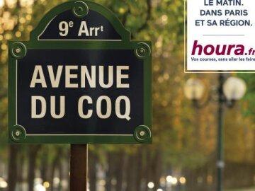 Avenue du Coq