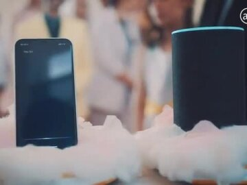The Wedding of Siri and Alexa