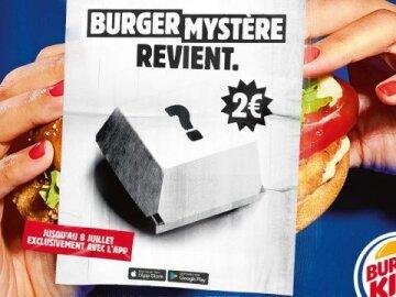 Le Burger Mystère 3