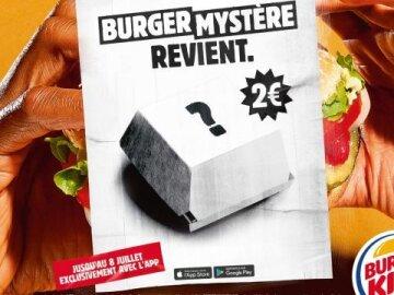 Le Burger Mystère 4