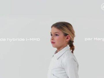 L'Hybride par ___. Margaux