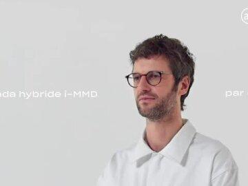 L'Hybride par ___. Eric