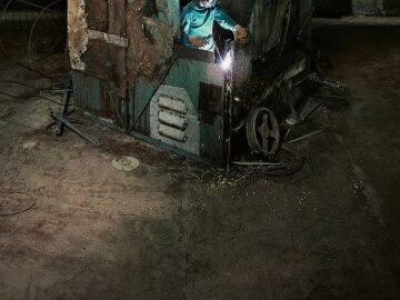 Child welder