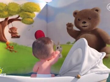 Your Baby's Dream Never Stops With Pampers