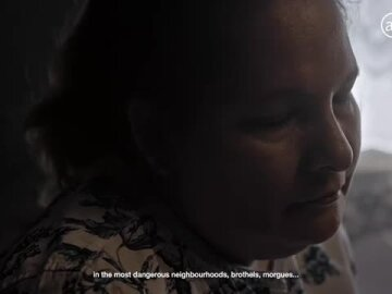 Red Cross' film to tell the real stories of people looking for their missing relatives