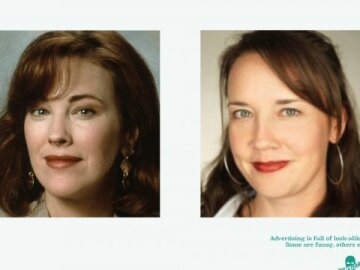#lookalikejoelapompe 7 -Catherine O'Hara vs Margaret Johnson