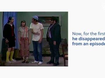 El Chavo without el Chavo (Film Case)
