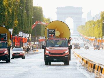 Le Tour de France fait du Bruit Contre L'Hépatite C