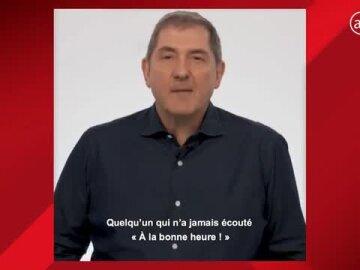 À la bonne heure de Stéphane Bern vu par Yves Calvi