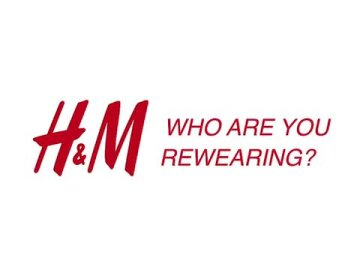 H&M: Who Are You Rewearing?