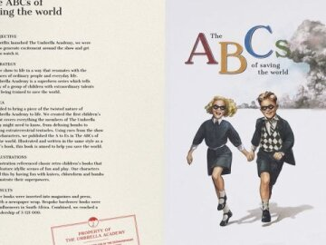 The ABCs of saving the world
