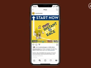 Instant Story Race