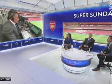 Premier League OB Studio