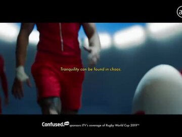 Confused.com Rugby World Cup Idents