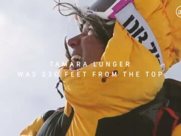 Tamara Lunger - Mountaineering