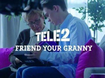 Add Granny to Friends