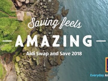 How Aldi made Saving Feel Amazing