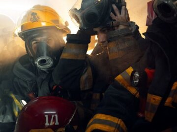 """""""Volunteer firefighters Argentina"""""""
