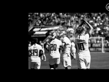 We Won't Stop Watching (Narrated by Brandi Chastain)