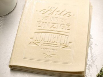 The Real Cookbook by Publishing House Gerstenberg