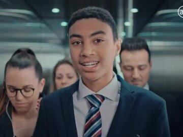 Credit Suisse – Lehrlingsfilm (German)