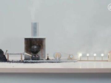 Miniature Science #1: Power Plant Conversion