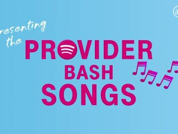 The Provider Bash Songs