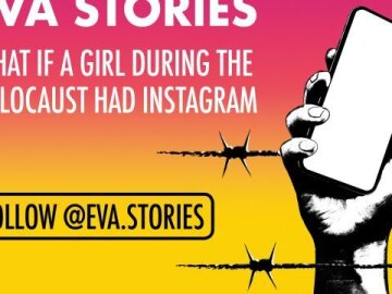 What if a Girl during the Holocaust had Instagram?