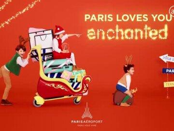 Paris vous aime émerveille