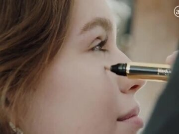 YSL Beauty Station Starring Kaia Gerber And Tom Pecheux