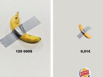 N'avalez Pas N'importe Quoi Avec Burger King®