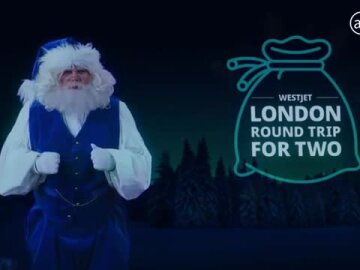 WestJet Christmas Miracle: To Give or Receive