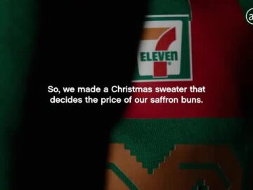 The Sweeter Christmas Sweater