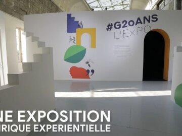 #G20ANS L'expo