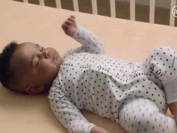 Sleep like a baby in Bonds Wondercool