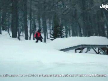 JEEP Renegade Quiksilver Winter Edition