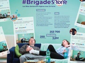 La brigade St Yorre