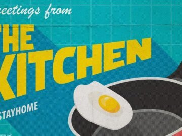 """Greetings From Home: """"Kitchen"""""""