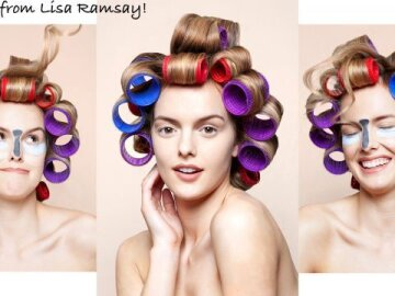Beauty Editorial Promotional Piece